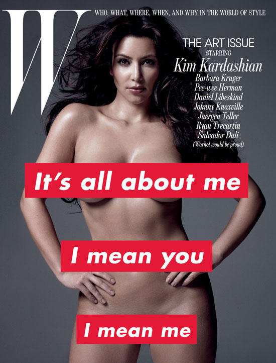 kim kardashian nude pics for w uncensored